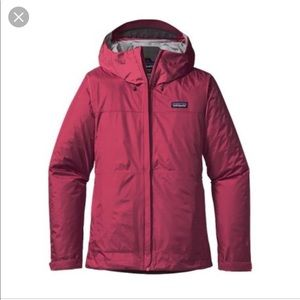 Patagonia torrentshell jacket size s worn<5 times
